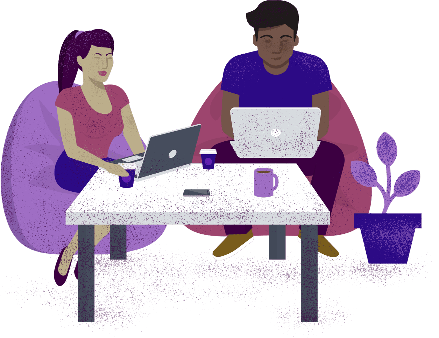 girl-and-guy-at-table-working