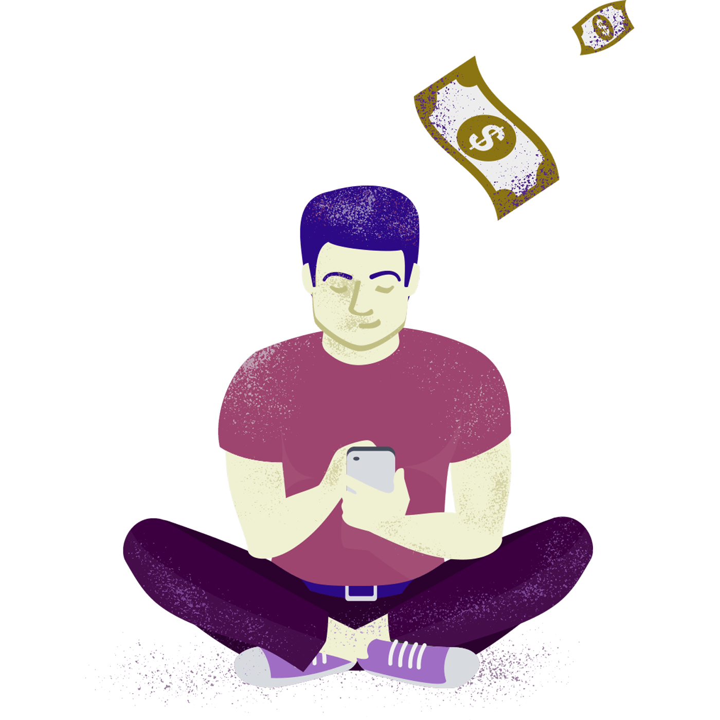 guy-on-phone-sitting